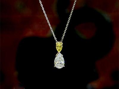 カラーダイヤモンド ルシオールコレクション39