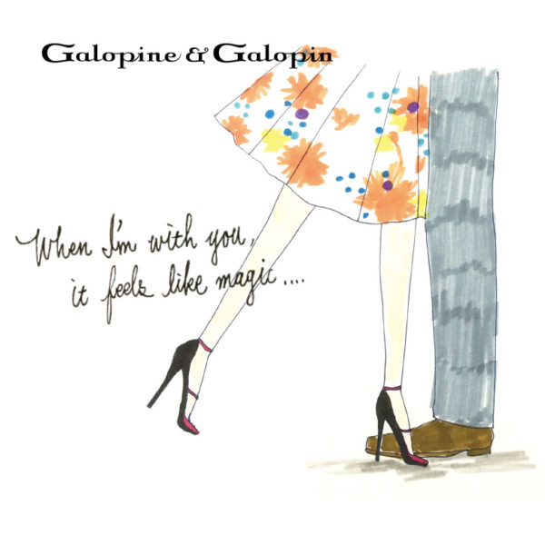 Galopine et Galopin
