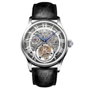 メモリジン オースピシャス 腕時計 MO0123-SSBKBKR