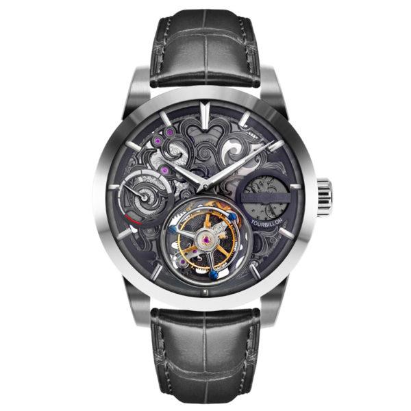 メモリジン ナビゲーター インペリアル 腕時計 MO1006-SS-IMP
