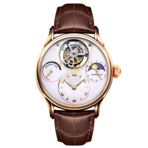 メモリジン レジェンド 腕時計 MO0523-RGWHBRA