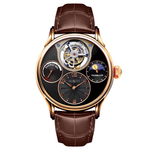 メモリジン レジェンド 腕時計 MO0523-RGBKBRA
