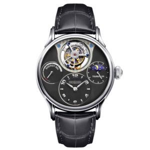 メモリジン レジェンド 腕時計 MO0523-SSBKBKA