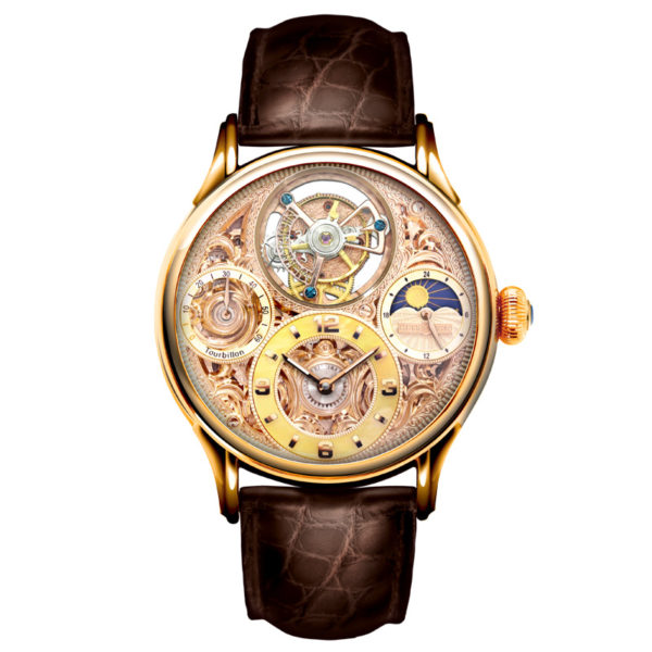 メモリジン スターリットレジェンド 腕時計 MO1231-RGRGBRA