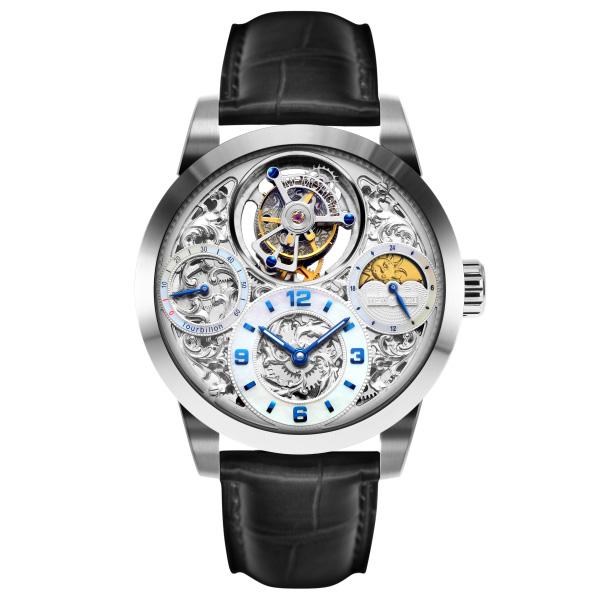 メモリジン スターリットレジェンド インペリアル 腕時計 MO1231-SS-IMP