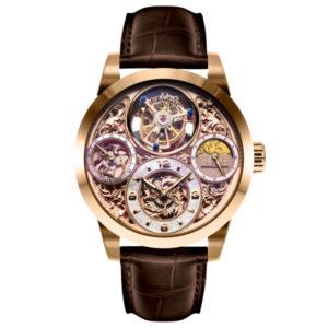 メモリジン スターリットレジェンド インペリアル 腕時計 MO1231-RG-IMP