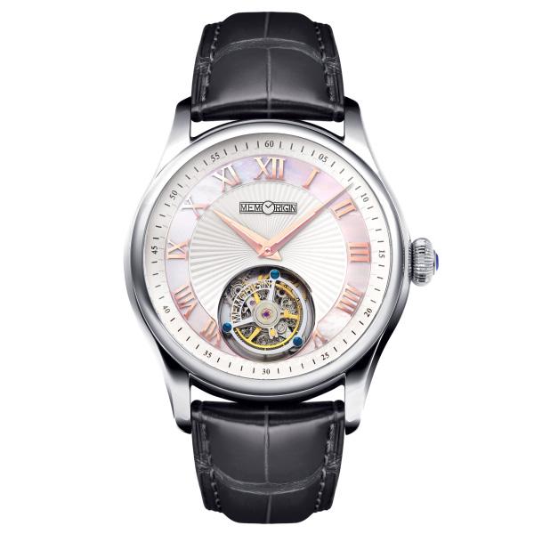 メモリジン オービット 腕時計 AT0221-SSWHBKR