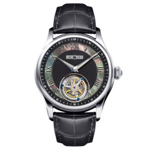 メモリジン オービット 腕時計 AT0221-SSBKBKR