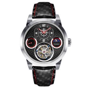 メモリジン GT 腕時計 MO0720-SSBKBKA