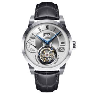 メモリジン グランド 腕時計 AT1003-SSWHBKR