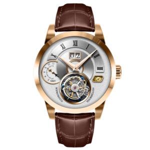 メモリジン グランド 腕時計 AT1003-RGWHBRR