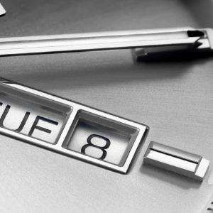 新型 タグ・ホイヤー キャリバー5 デイデイト 41mm シルバー文字盤